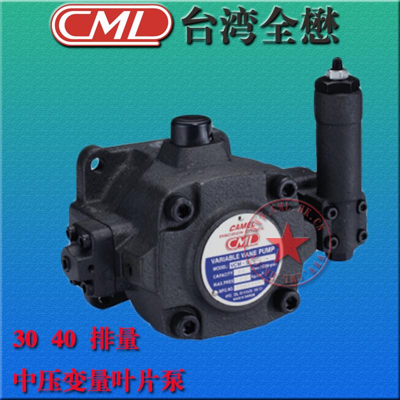 全懋VCM-SM叶片泵